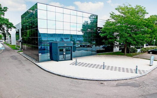 Moderne kontor - Mange faciliteter - Albertslund