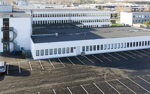 Glostrup - Kontor - Farverland