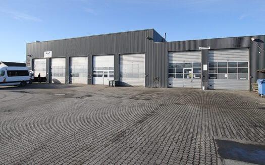 Værksted - Højloftet - Porte - Motorgangen - Karlslunde