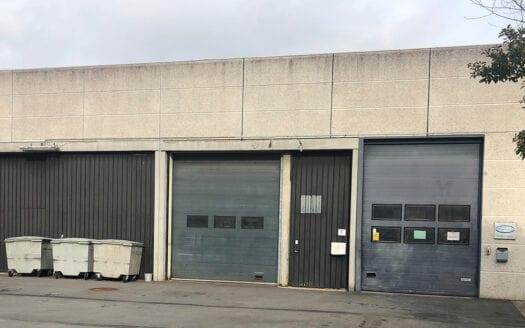 Højloftet lager - kontor - Ole Rømers Vej - Helsingør