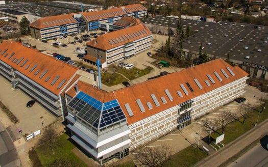 Kontor - Velbeliggende, moderne og bæredygtigt flerbrugerhus - Ringager - Brøndby