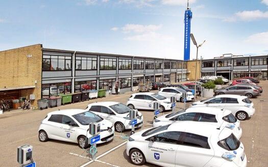 Investeringsejendom - kontor - fuldt udlejet - Albertslund - Værkstedsgården