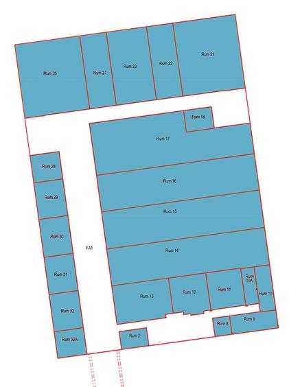 Plantegning - Generatorvej 8, kælder - Lager/Depot